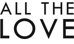 Fotografie- All the love Logo